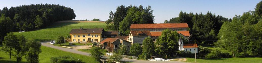 Bauernhofurlaub in Bayern im Bayerischen Wald