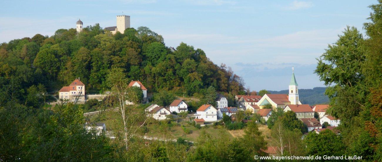 Bayerischen Wald Unterkünfte, Ausflugsziele und Sehenswürdigkeiten